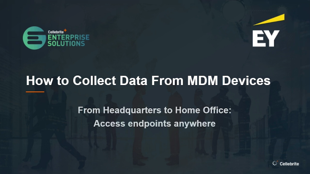 How to Collect Data from MDM Devices