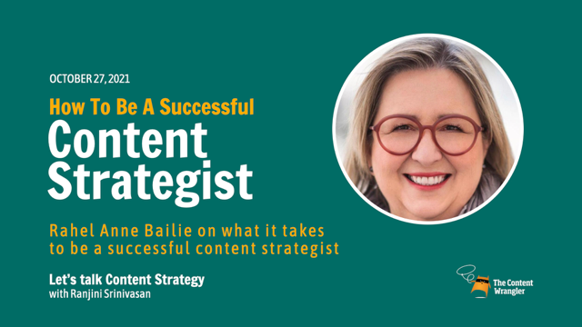 What it Takes to be a Successful Content Strategist
