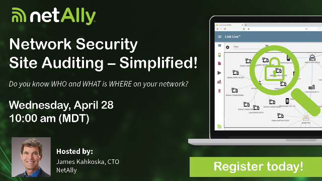 Network Security Site Auditing – Simplified!
