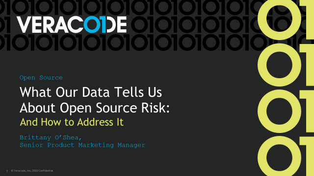 What Our Data Tells Us About Open Source Risk: And How to Address It