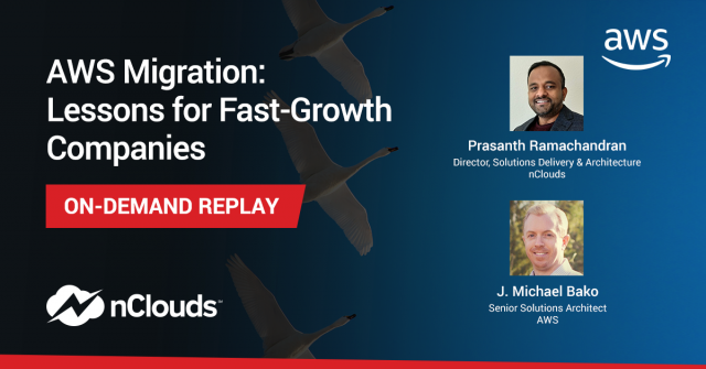AWS Migration: Lessons for Fast-Growth Companies