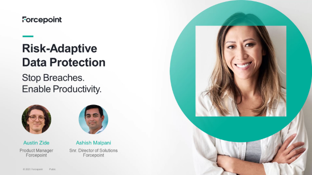 AMER: Risk-Adaptive Data Protection: Stop Breaches. Enable Productivity.