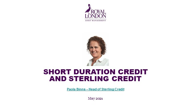 Short duration credit and Sterling credit