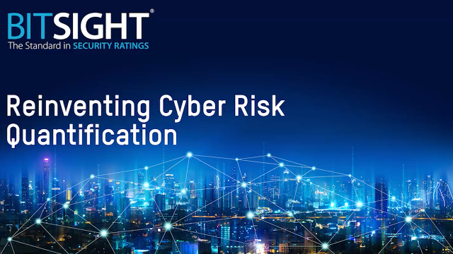Reinventing Cyber Risk Quantification
