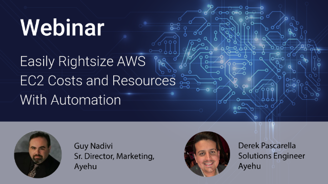 Easily Rightsize AWS EC2 Costs and Resources With Automation