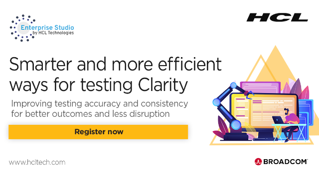 PPM Test Automation: Smarter approaches to Clarity testing