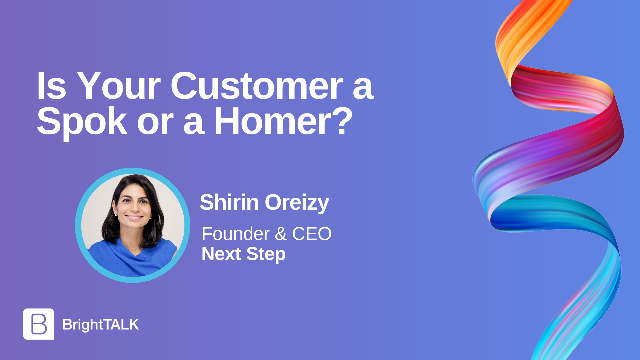 Is Your Customer a Spok or a Homer?