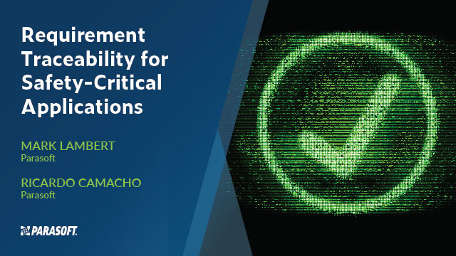 Requirement Traceability for Safety-Critical Applications