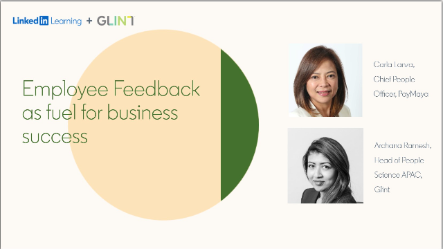 [APAC] Employee Feedback as Fuel for Business Success