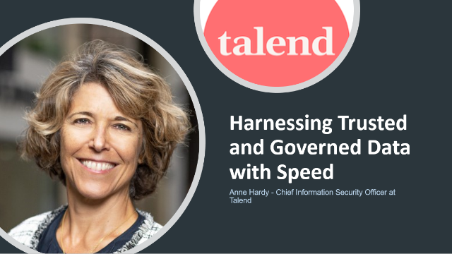 Harnessing Trusted and Governed Data with Speed