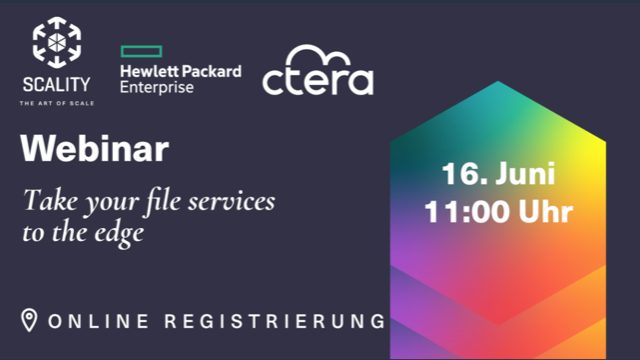 Take your file services to the edge - German Presentation