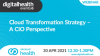 Cloud Transformation Strategy – An NHS CIO Perspective