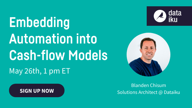 Embedding Automation into Cash-flow Models