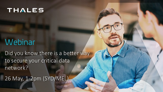 Did you know there is a better way to secure your critical data network?