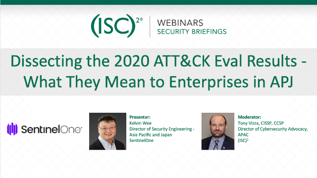 Dissecting the 2020 ATT&CK Eval Results - What They Mean to Enterprises in APJ