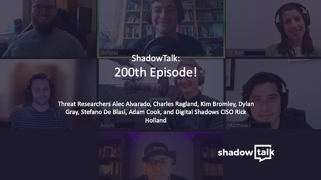 Podcast: ShadowTalk's 200th Episode!