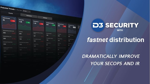 Dramatically Improve Your SecOps and IR with D3 SOAR