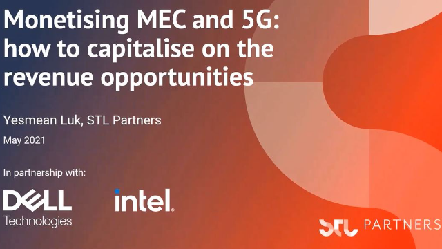 Monetizing MEC and 5G: How to Capitalize on the Revenue Opportunities