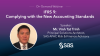 IFRS 9: Complying with the New Accounting Standards