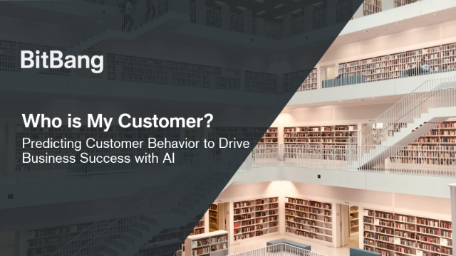 Predicting Customer Behavior to Drive Business Success with AI