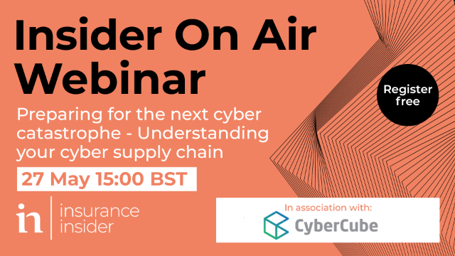 Preparing for the next cyber catastrophe - Understanding your cyber supply chain
