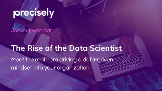 The Rise of the Data Scientist