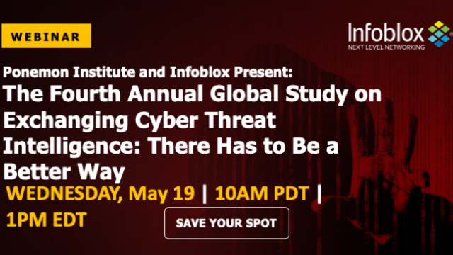 The 4th Annual Global Study on Exchanging CyberThreat Intelligence
