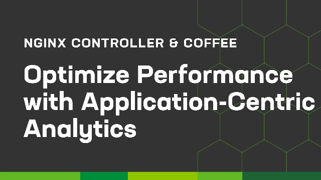 Optimize Performance with Application-Centric Analytics