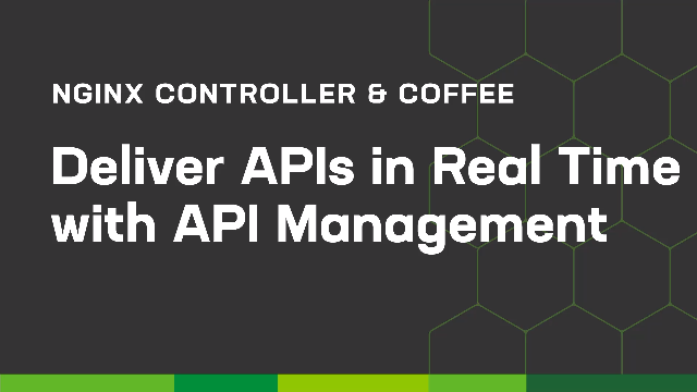 Deliver APIs in Real Time with API Management