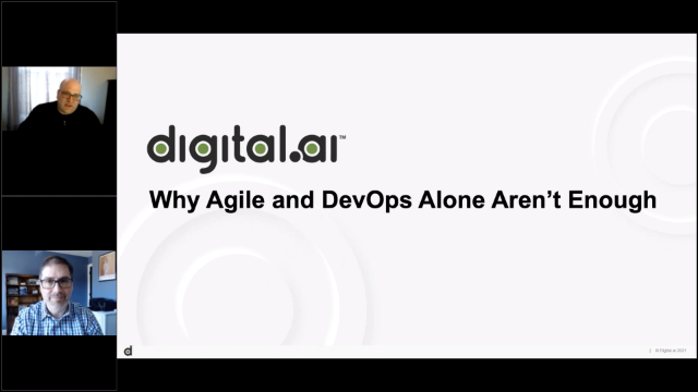 Why Agile and DevOps Alone Aren't Enough