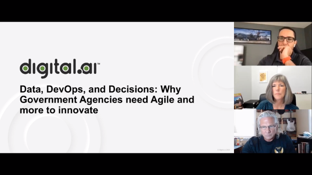 Data & DevOps: Why Government Agencies Need Agile and More to Innovate