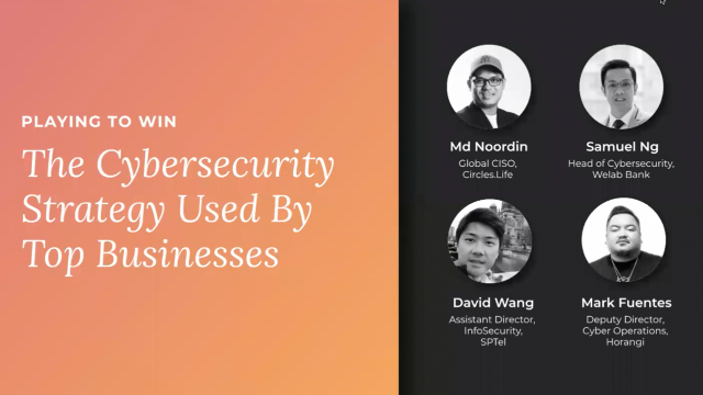 Playing To Win: The Cybersecurity Strategy Used By Top Businesses