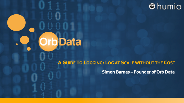 A Guide To Logging: Log at Scale without the Cost