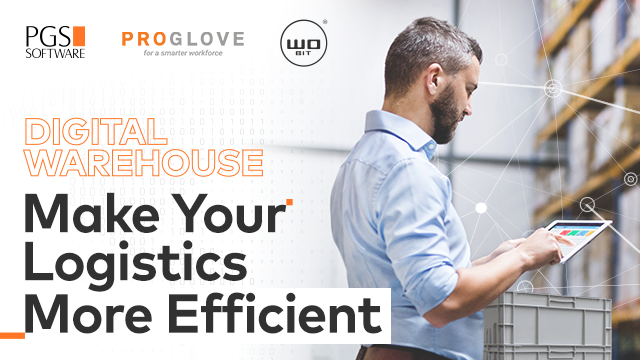 Digital Warehouse - Make Your Logistics More Efficient
