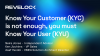 Know Your Customer (KYC) is not enough, you must Know Your User (KYU)