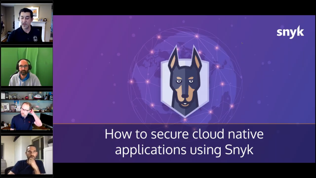 How to Secure Cloud Native Applications Using Snyk