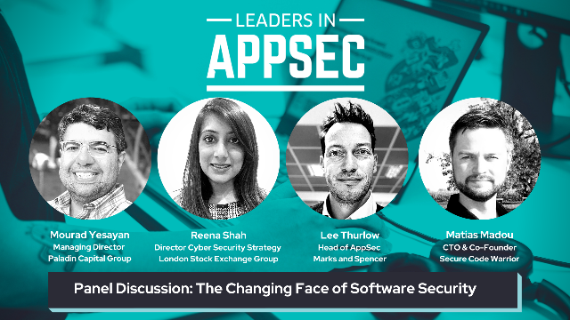 Panel Discussion: The Changing Face of Software Security
