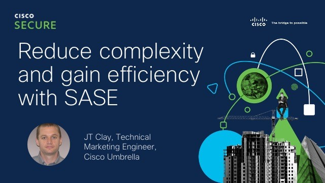 Reduce complexity and gain efficiency with SASE