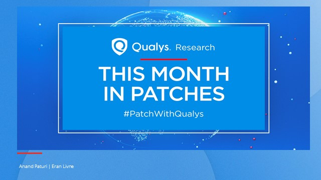 This Month in Patches