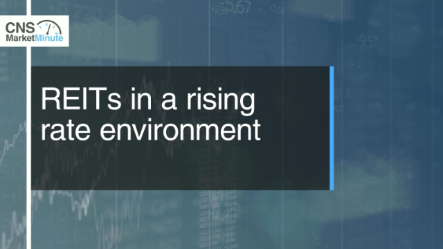 REITs in a rising rate environment