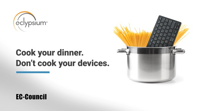 Cook Your Dinner, Don't Cook Your Devices
