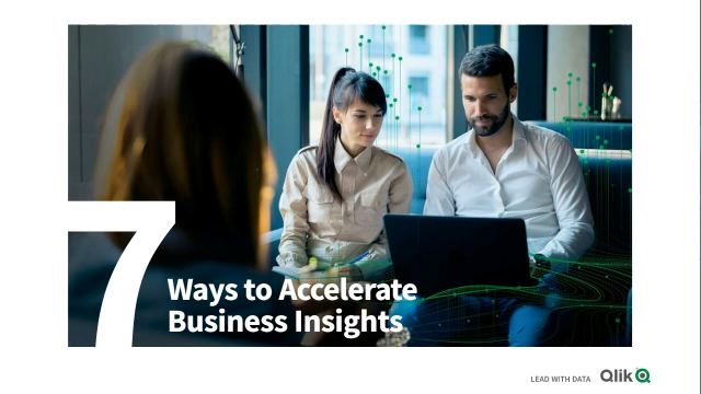 Modern Data Analytics: 7 Ways to Accelerate Business Insights