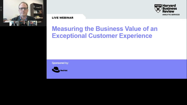 Measuring the Business Value of an Exceptional Customer experience