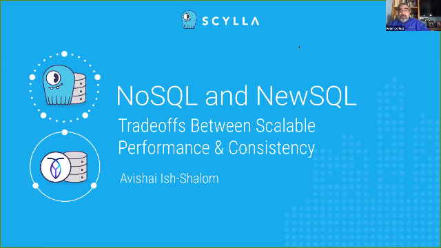 NoSQL and NewSQL: Tradeoffs Between Scalable Performance & Consistency