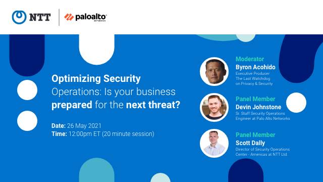 Optimizing security operations: is your business prepared for the next threat?