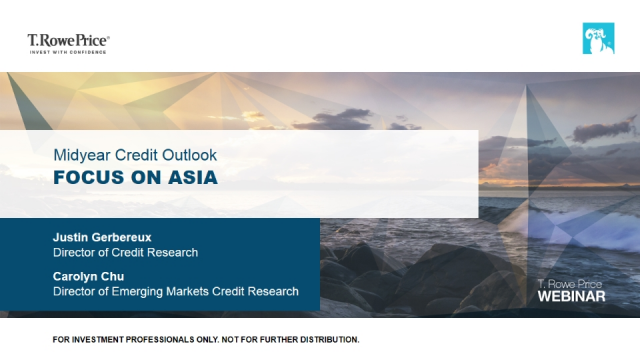 Midyear credit outlook – focus on Asia