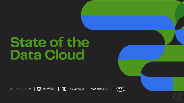 Panel Discussion: State of the Data Cloud