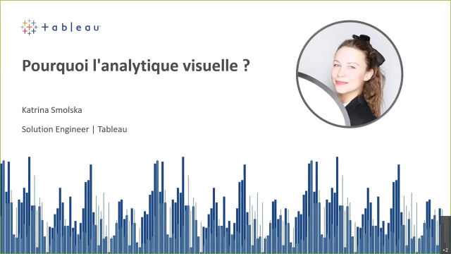 Pourquoi l'analytique visuelle ?