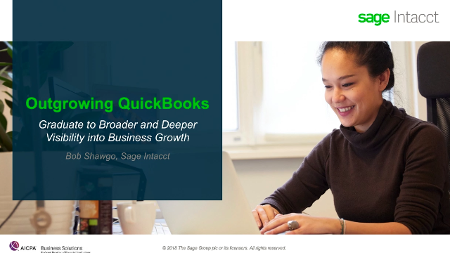 Outgrowing QuickBooks | How lack of visibilty affects decision making