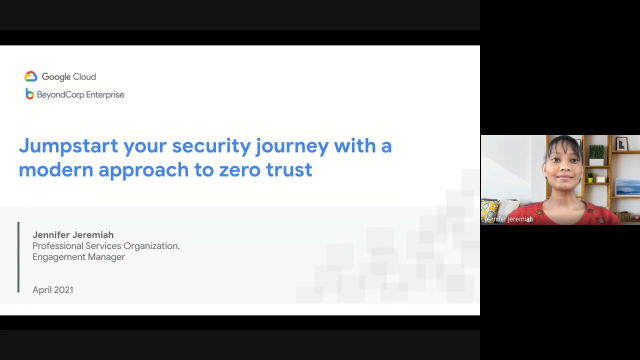 Jumpstart your security journey with a modern approach to zero trust